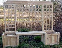 28 diy garden bench plans you can build