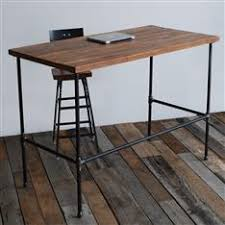 reclaimed office desk. modern industry standing desk by urban wood goods reclaimed office r