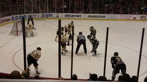 western michigan univ hockey wins great lakes invitational dec 30 2016