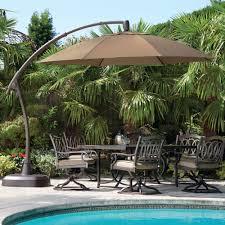 cantilever umbrella reviews costco cantilever umbrella home depot outdoor umbrella