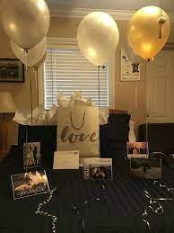 birthday surprise boyfriend