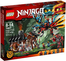 ⭐Mua đồ chơi LEGO Ninjago 70627 - Lò Luyện Rồng (LEGO 70627 Dragons Forge):  Mua