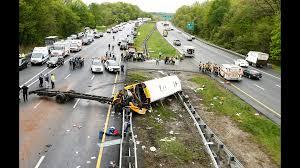 Student, teacher dead after school bus-dump truck crash Mount Olive ...