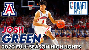JOSH GREEN HIGHLIGHTS 2019-2020 SEASON ...