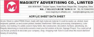 acrylic sheet thickness chart wholesale acrylic sheet 50mm thick acrylic sheets acrylic plastic