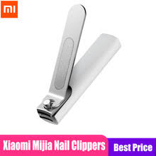100% <b>Xiaomi Mijia Stainless</b> Steel Nail Clippers With Anti-splash ...