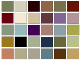 Awesome Victorian Color Palette Interior Contemporary - Best idea .