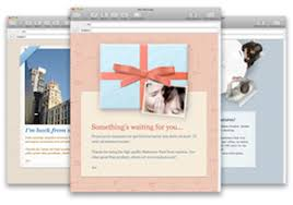 mac email templates stationery pack greeting cards for apple mail