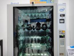 Touch Screen Vending Machine Japan Fascinating Vending Machine With A Transparent Touchscreen Display