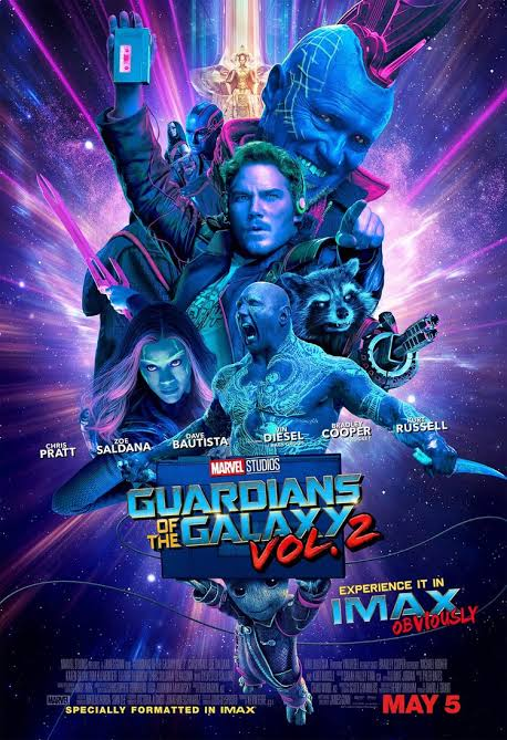 Guardians of The Galaxy Vol 2 (2017) Hindi Dubbed Movie 480p