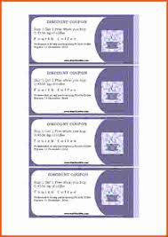 coupon templates word free coupon template word awesome blank coupon templates