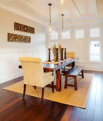 Against The Wall Dining Table Color Custom Dining Room Furniture Home Design Tips