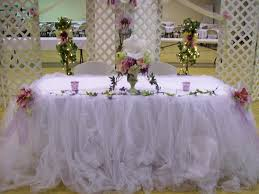 Bride Groom Table Decoration Jazzy Jennis World Even More Wedding Decorations