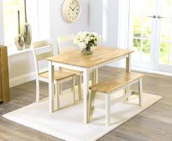 white dining bench. White Dining Bench Unique Table And Set Modest Ideas Peaceful