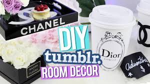 diy tumblr room decor chanel tray dior piggy bank more