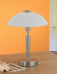 eglo solo 1 modern contemporary table lamp egl 85104a see details