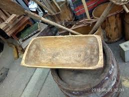 image 0 antique wooden dough bowl large antique bread bowl wooden