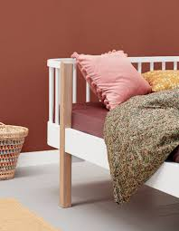 furniture websites design oliver furniture. Oliver Furniture Wood Oak / White Junior Day Bed 90x160 Enlarge Image Websites Design 2