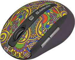 Wireless Optical Mouse Defender To Go Ms 585 Fiesta 6buttons 1000