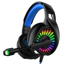 <b>Wired headset</b>, deep bass <b>gaming headset</b>, with microphone voice ...