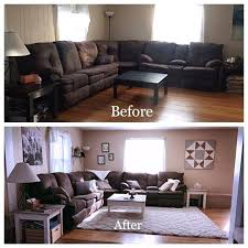 what color rug goes with a brown couch large size of living colour