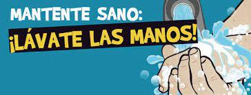 MANTENTE SANO: LÁVATE LAS MANOS   Ayuntamiento Hoyo de Manzanares
