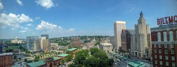 City Of Providence Capital Of Rhode Island United States
