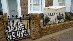 Small Picture London Builders Ltd Construction Company Garden Wall Railings idolza