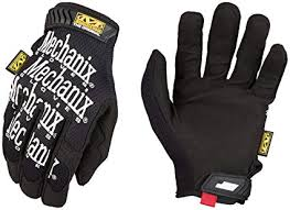Mechanix Wear Glove Size Chart Mechanix Wear Original Work Gloves X Small Black