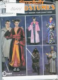 Star Wars Costume Patterns Stunning Costume Pattern Star Wars More Simplicity 48 [48] 4848 The