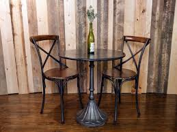 Kitchen Pub Table And Chairs Furniture Enjoy Your Dining Time With Bistro Table And Chairs