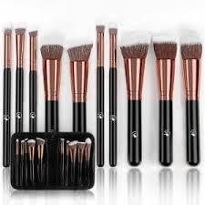 magnifeko professional makeup brushes set