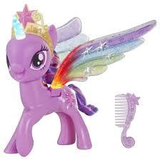 <b>Фигурка Hasbro My Little</b> Pony Искорка с радужными крыльями ...