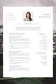 Creative Resume Templates Word Doc Freed Printable Microsoft Format