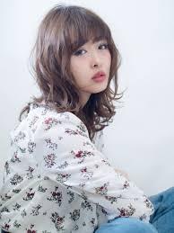 ヘアスタイルミディ外ハネ Shingosasakicom縮毛矯正に特化した