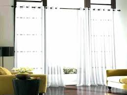 curtain idea for sliding glass doors overwhelming ds sliding glass doors for sliding glass door treatments
