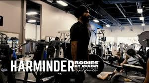 Results By Design Fitness Harminder Star Profile Challenge Winner