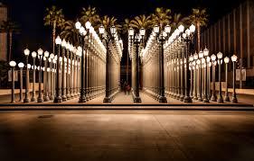 Urban Light Chris Burden Sartle Rogue Art History
