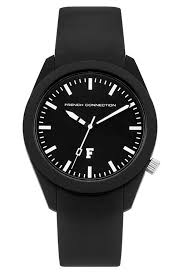 men s accessories french connection parker style silicone watch