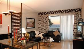 Raumteiler Ideen Wohn Schlaf Zimmer Wohndesign