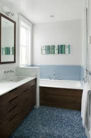 bathroom small decorating ideas simple with abstract wall art and mozaic light blue bathroom designs a47 blue