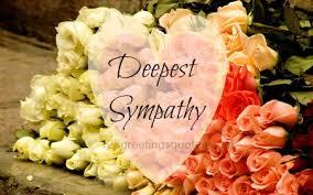 Words Of Condolence & Sympathy Letters {101 Condolences Message}