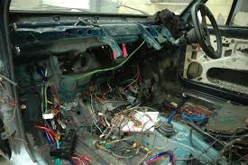 view topic has anyone removed rewired the fusebox the mk1 golf settled in