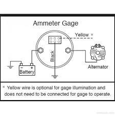 auto ammeter wiring diagram wiring diagram description car amp meter wiring diagram wiring diagrams value auto ammeter wiring diagram