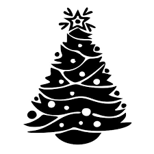 Wall Sticker  Christmas Tree  Wall DecalChristmas Tree Decals
