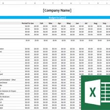 sample business budgets free monthly budget template monthly budget template oninstall