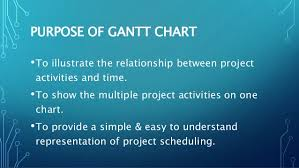 Purpose Of Chart 16 Proper What Is The Purpose Of A Gantt Chart