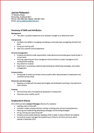 Job Titles For Resume Cv Title Example MelTemplates 41