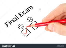 Resultado de imagen para final exam