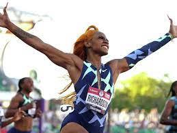 Sprint-Superstar Sha'Carri Richardson ...